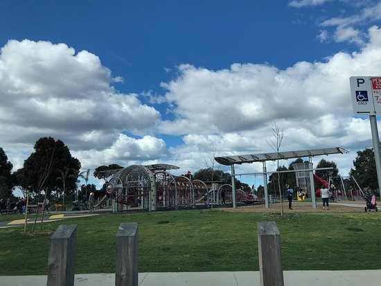 Braybrook Park