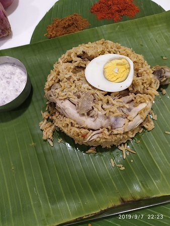 Excellent South Indian Non Vegetarian Food in Bangkok - one and only