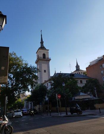 Beautiful Church Picture Of Parroquia Santisimo Cristo De La Victoria Madrid Tripadvisor