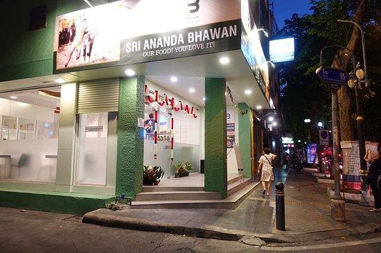 Enjoy South Indian Food in Bangkok