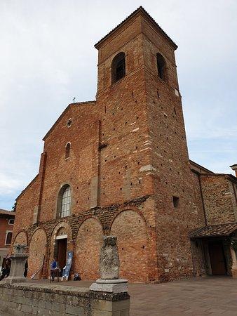 Sarsina, Ιταλία: Basilica di San Vicinio