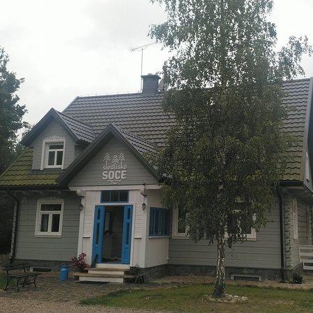 Zabytkowa Wieś Soce