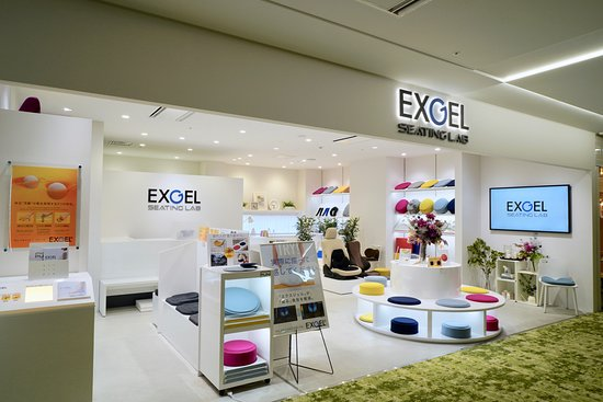 Exgel Seating Lab Namba SkyO