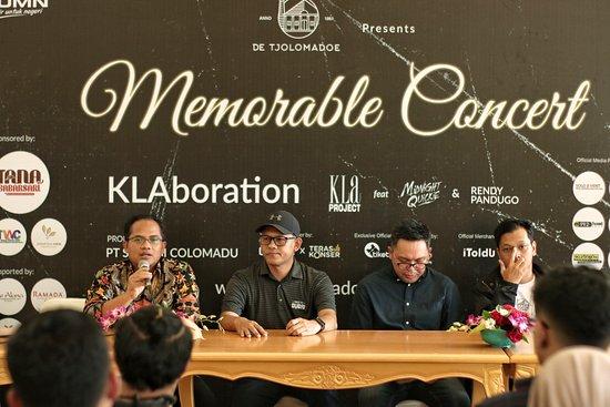 Colomadu, Indonesia: Kla Project Memorable Concert