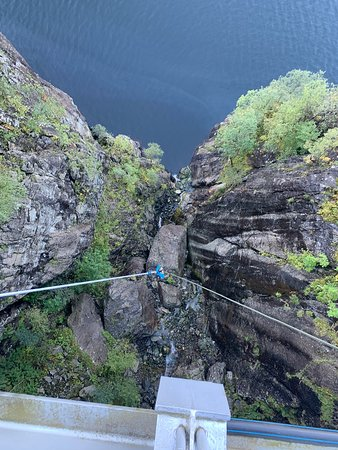 Trolljuv Adrenalinpark - Negotiate with Gravity照片