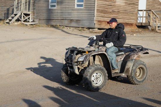 Moyen de transport favori à Pond Inlet