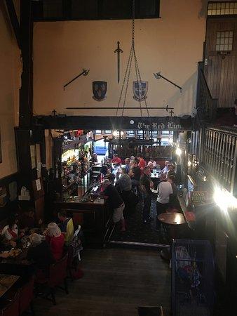 The Red Lion Pub ภาพถ่าย