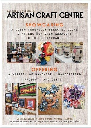 Baytree Gallery & Artisan Craft Centre