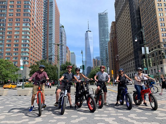 ‪NYC Adventure eBike Tours‬