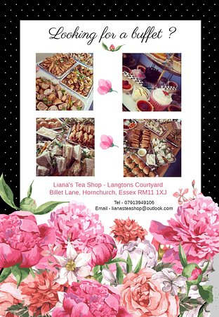 Liana's Tea Shop: Inside the Tea Shop