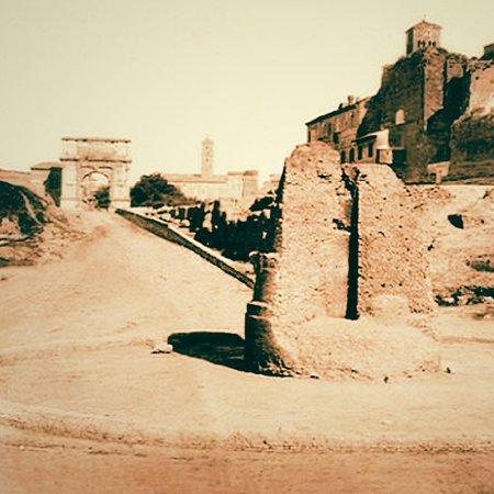 La fontana di epoca Flavia