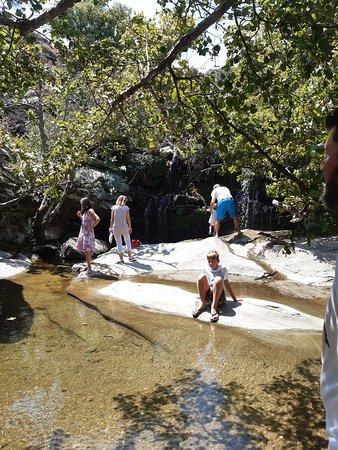 Waterfalls of Pithara: Καταρακτες πυθαρας
