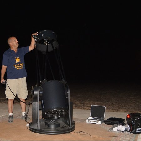Astronomy in Morocco