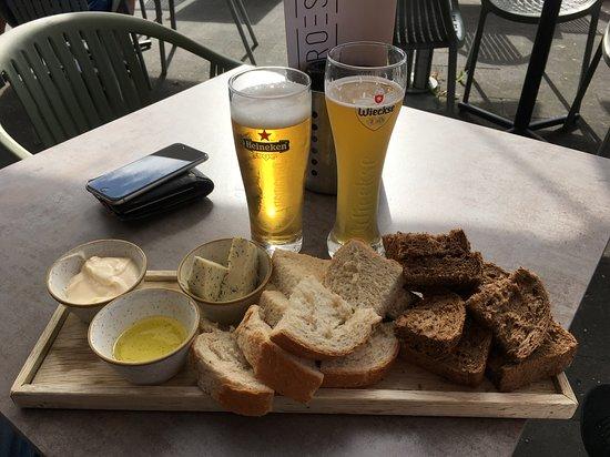 Benthuizen, Nederland: Broodplank