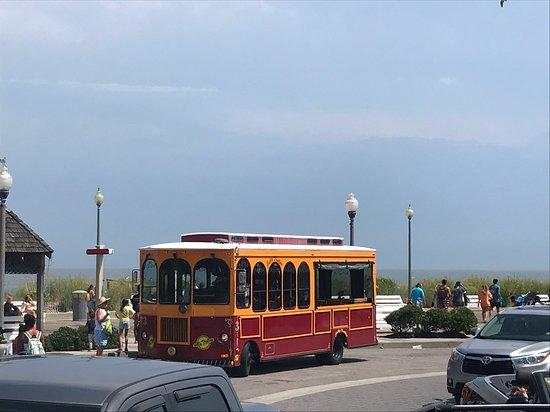 Jolly Trolley of Rehoboth Beach