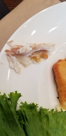 Esparto, Californie : Ravine on 16, something was in my fish and chips