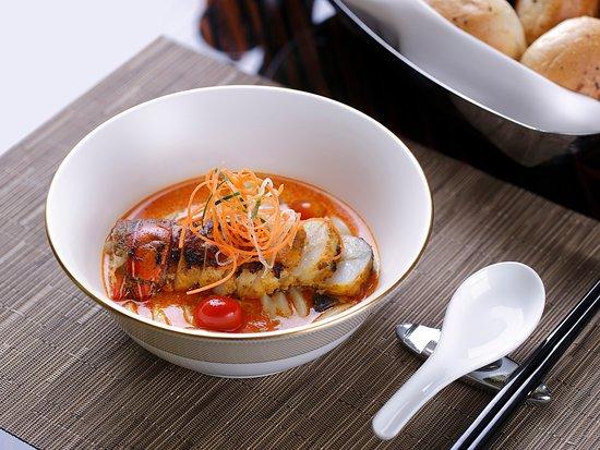 Palm Court: Lobster Laksa