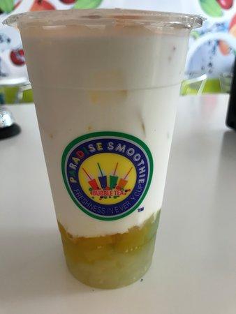 Fresh Fruit Smoothie & Bubble Tea at Paradise Smoothie in Fort Myers. Bubble Near Me. Paradise Smoothie, smoothie in Fort Myers.#paradisesmoothie #bubbletea #bobatea. www.paradisesmoothie.us. Best Bubble Tea.