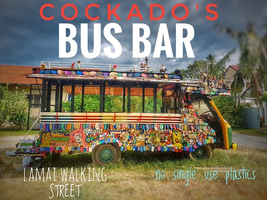Cockado's Bus Bar