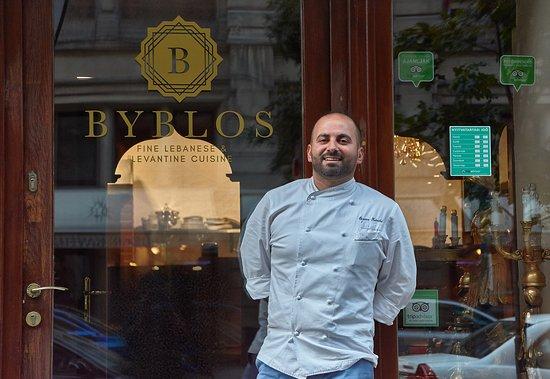 Byblos - Fine Lebanese and Levantine Cuisine