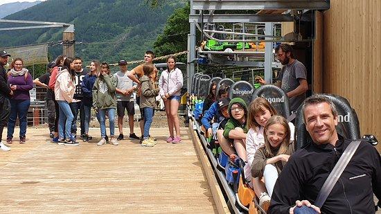 Bardonecchia Alpine Coaster