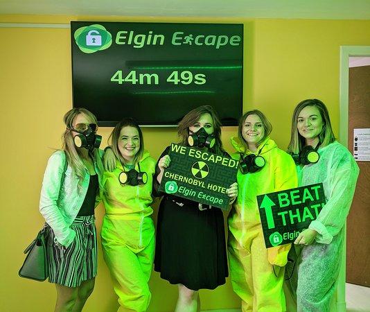 Elgin Escape