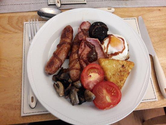 Latheronwheel, UK: Fantastic breakfast!