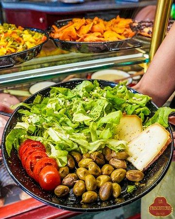 carpacci con varietà di selezioni per ogni tipo di gusto
