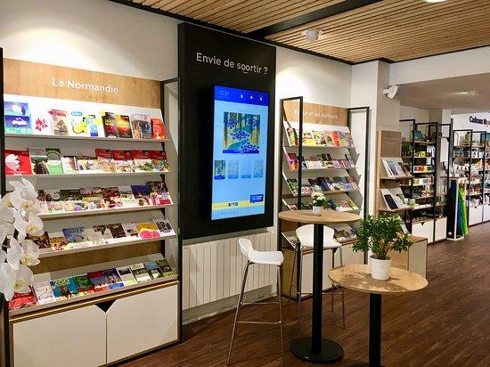 Comptoir des Loisirs - Office de Tourisme & de Commerce du Grand Evreux: le comptoir de loisirs office de tourisme vous propose un espace informations évenement