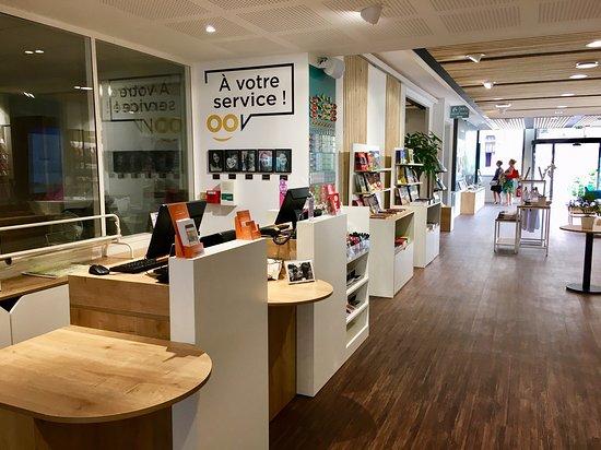 Comptoir des Loisirs - Office de Tourisme & de Commerce du Grand Evreux: le comptoir de loisirs office de tourisme vous propose un espace boutique et billetterie