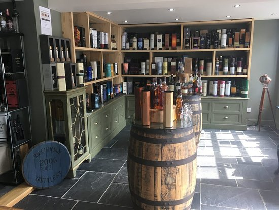 The Little Whisky Shop