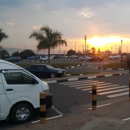 Провинция Кигали, Руанда: Kigali International airport