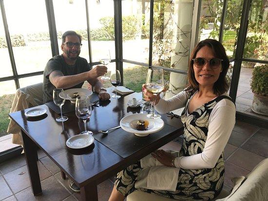 Menu Degustação No Almoço Picture Of Terrazas De Los Andes