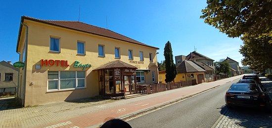 Otrokovice, Tsjekkia: Old school pubs are always a hit