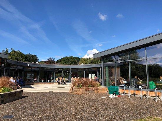 Cafe Shrub Land Of Oak And Iron Heritage Centre