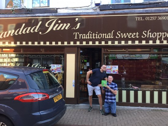 Grandad Jims Traditional Sweet Shoppe