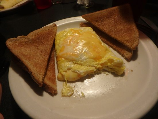 Hoyt Lakes, MN: cheese lovers omelet