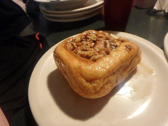 Hoyt Lakes, MN: carmel roll