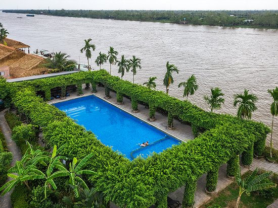Pictures of Mekong Lodge - Cai Be Photos