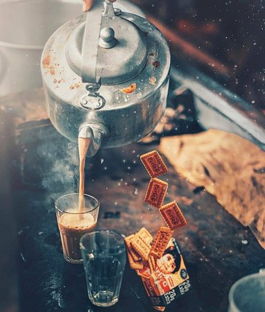 Rewa District, India: Best Clips of the Month. In Rewa Madhya Pradesh...   This photo clip in Tea stall with the cooperation of tea stall.