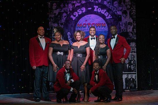 Hommage Musical-Motown à Motor City