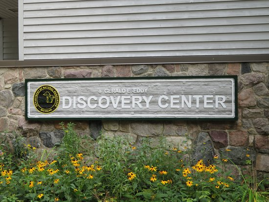 Gerald E. Eddy Discovery Center