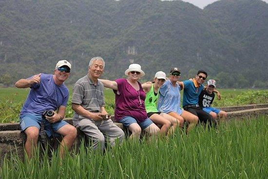 Ninh Binh-dagtour Kleine groep - luxe ...
