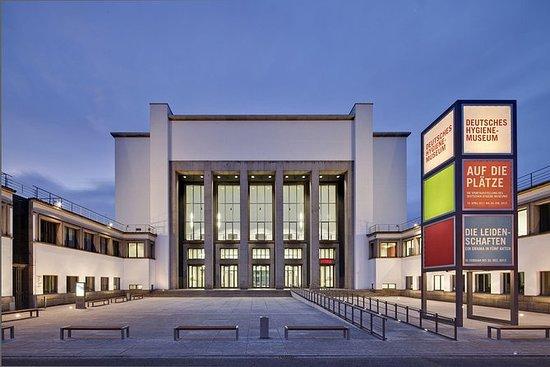 Det tyske hygienemuseum Dresden