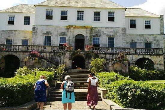 Rose Hall Great House e Columbus Park