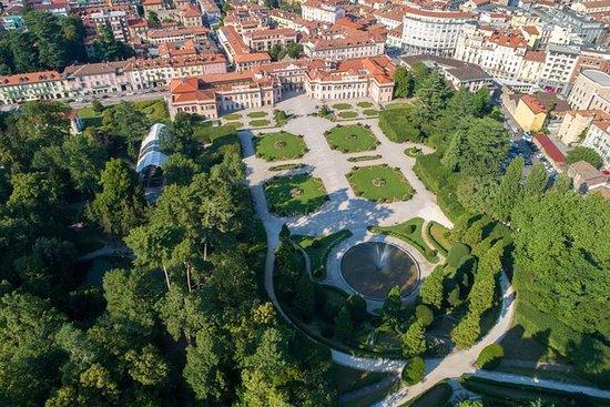 Varese + montaña sagrada + sitio...