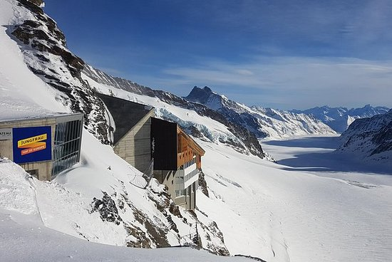 Jungfraujoch - Top of Europe ...