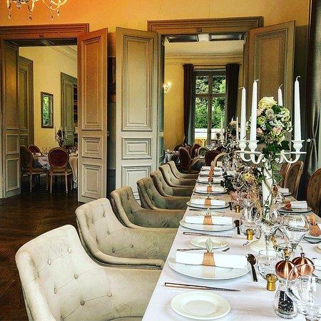 Gezaincourt, Frankrijk: Notre salle de réception (1)