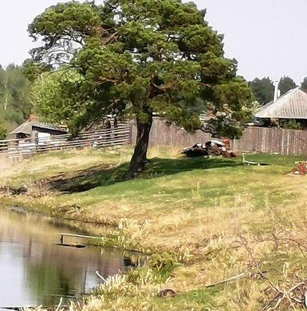 Tyumen Oblast, Russland: далеко от всех дорого живет татарская деревня Ак куль, основанная казанскими татарами в 1911 году в период аграрных реформ Столыпина в России