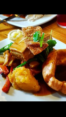 Ashton, UK: Pork Belly Roast